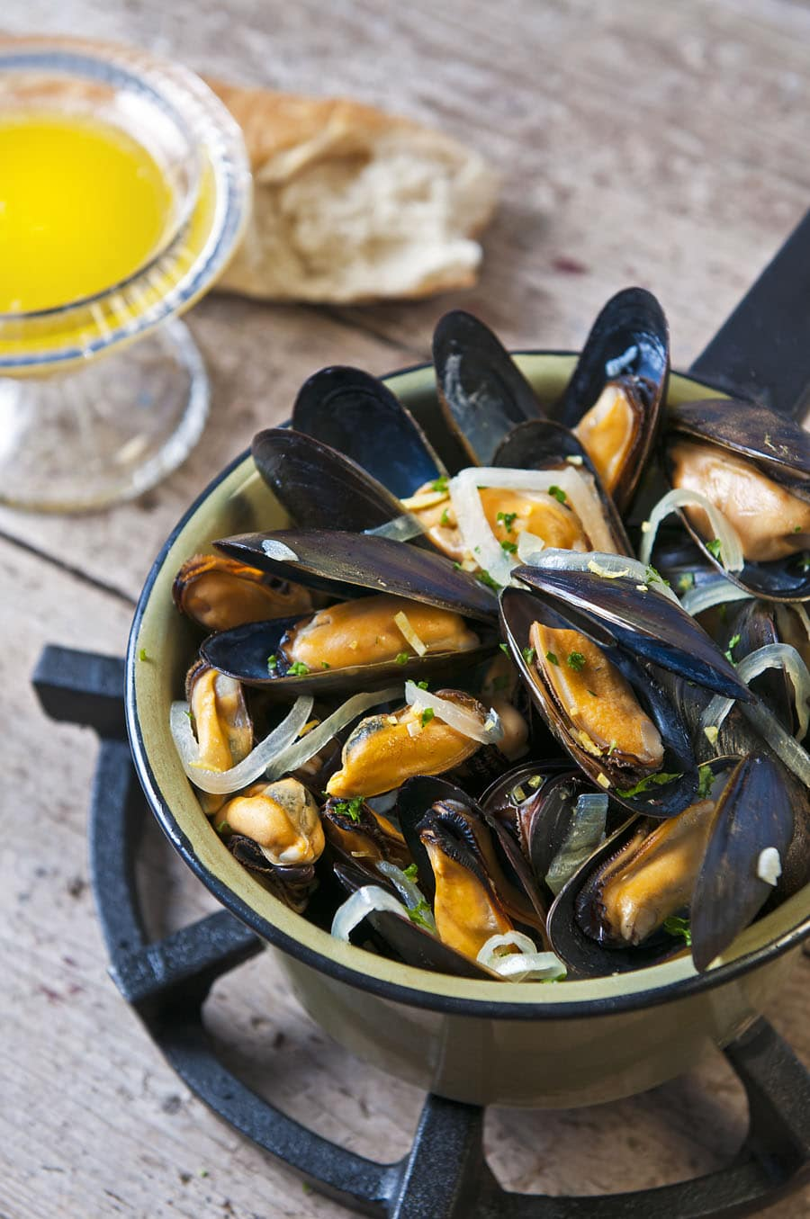 Mussel Recipes – Steemed