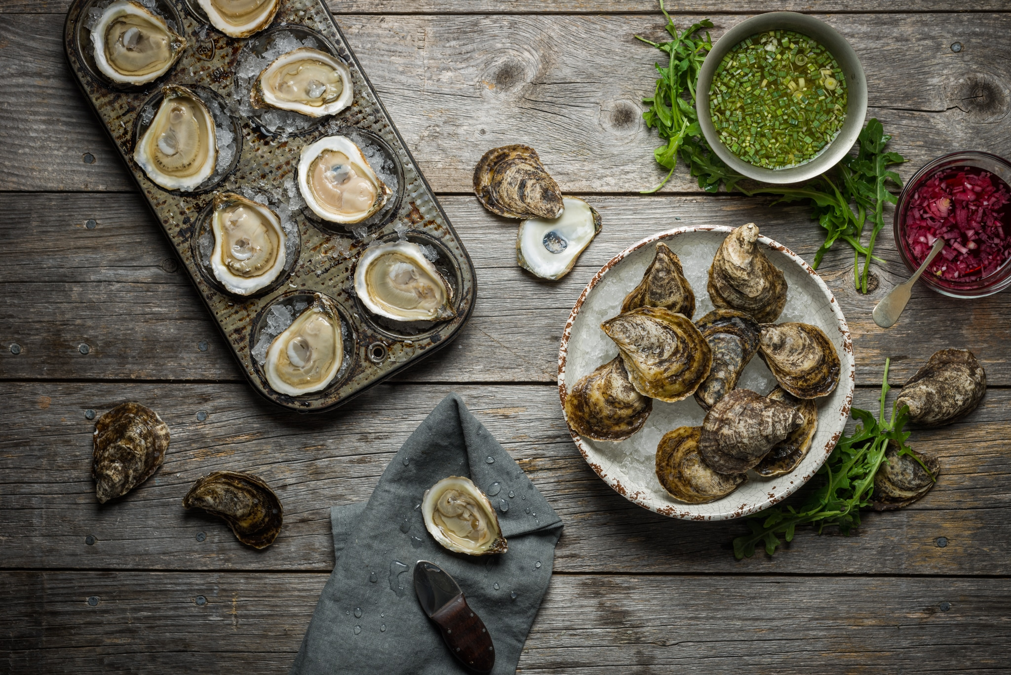 Best of Sea oysters