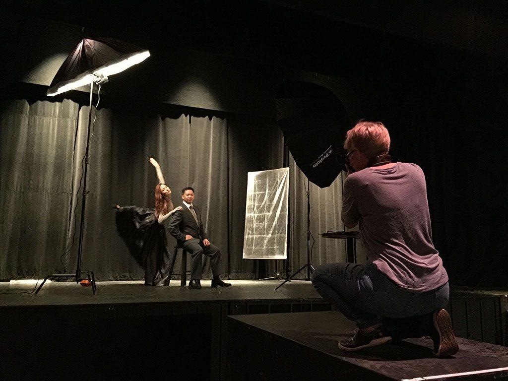 HOP behind the scenes