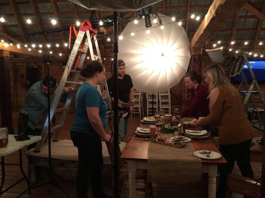 heather ogg behind the scenes