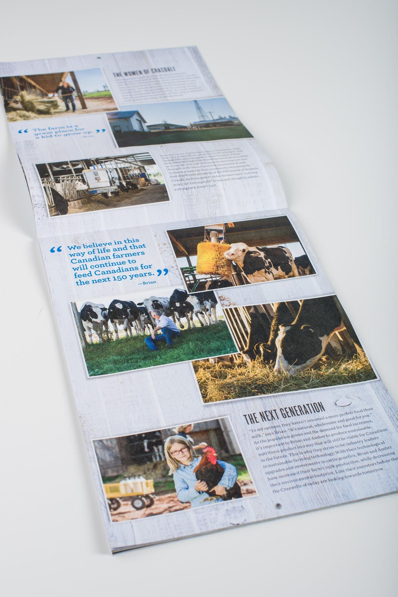 Dairy Farmers of Canada Milk Calendar 2017