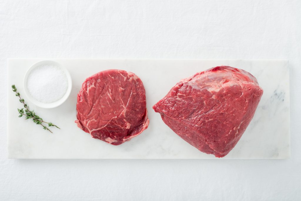 Prince Edward Island Certified Beef photography