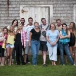 Ogg Family Portrait 2012 - Imagine Farm, North Wiltshire, PEI