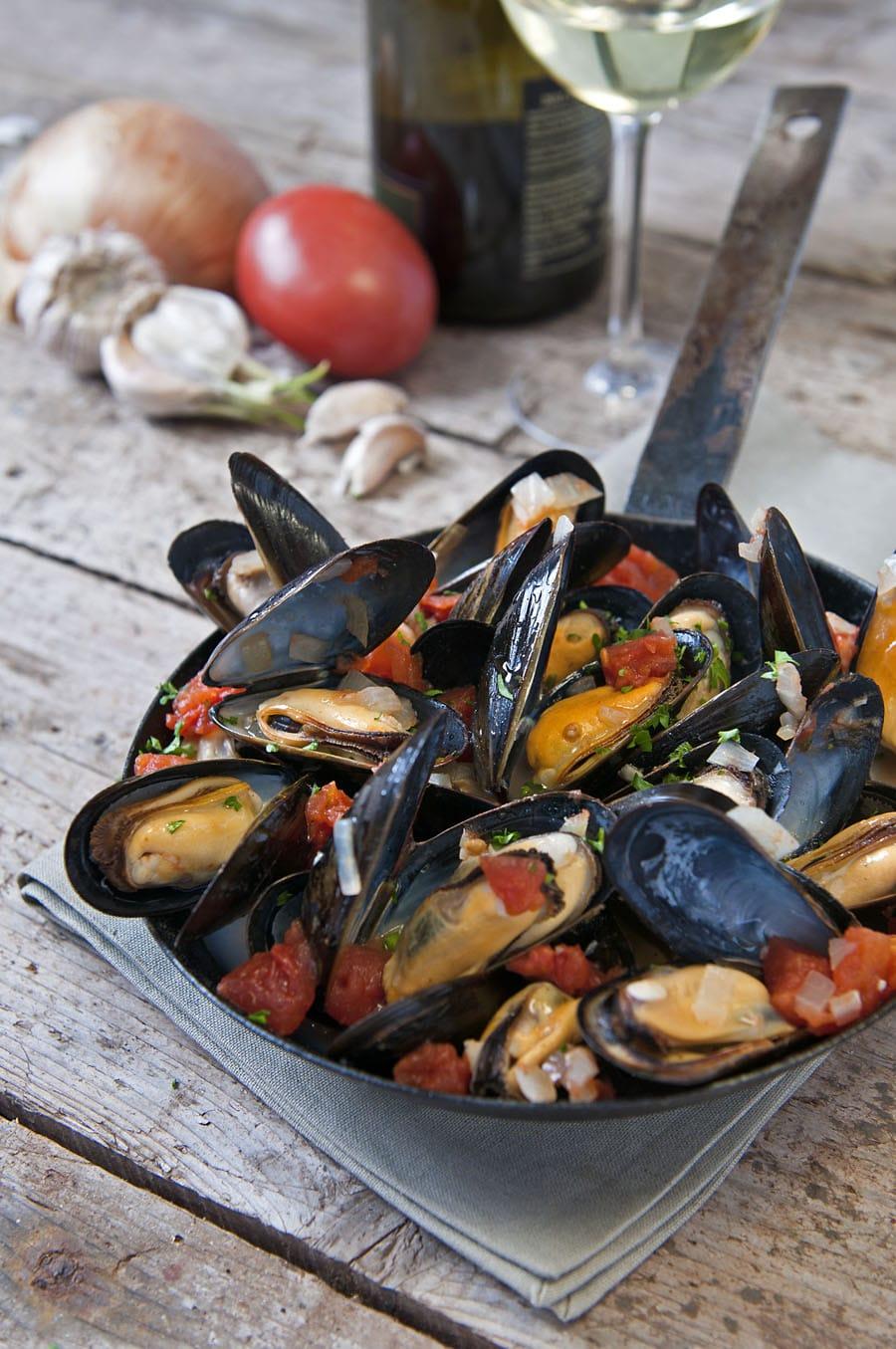 Mussel Recipes – Provinciale