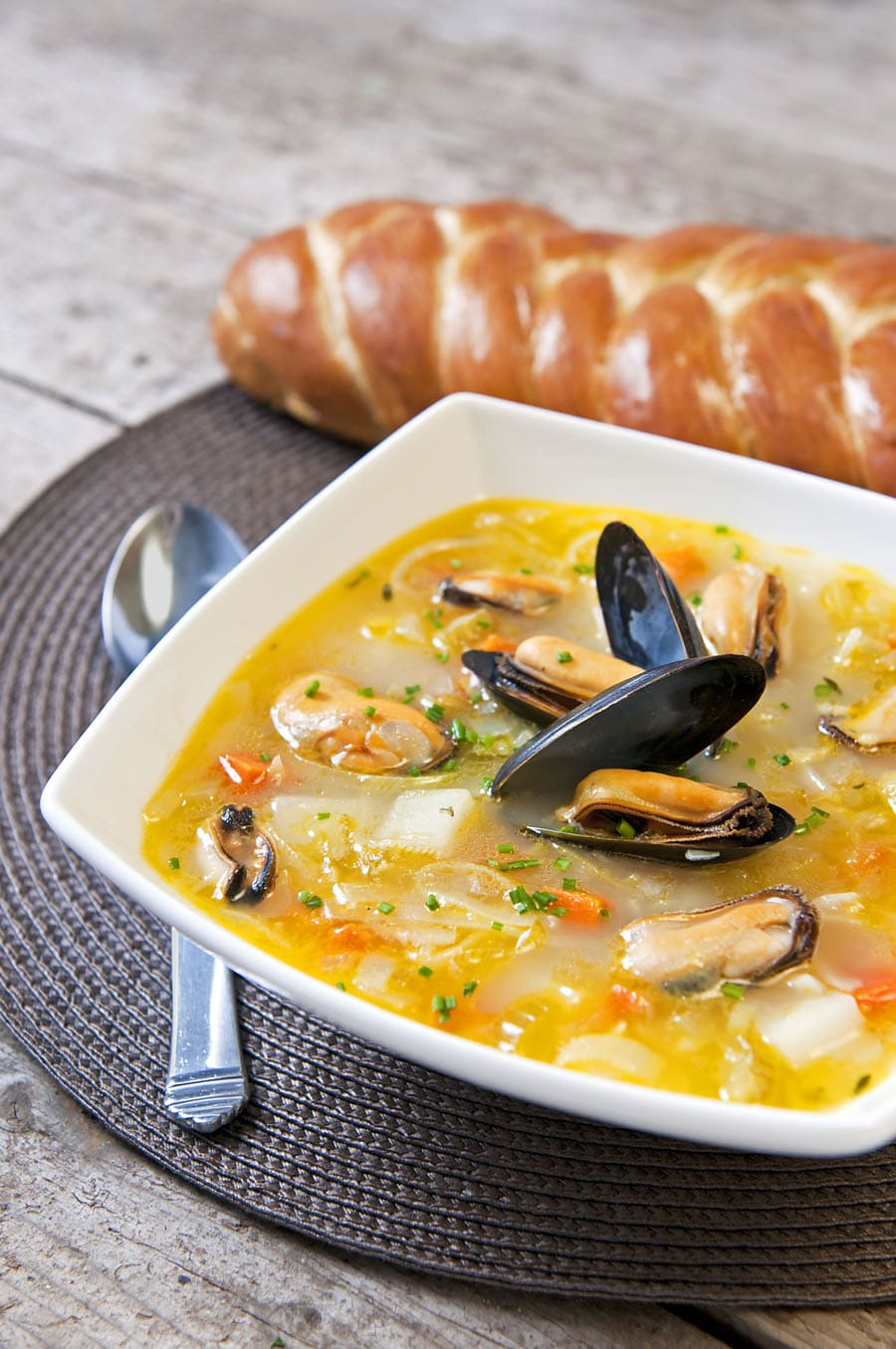 Mussel Recipes – Soup
