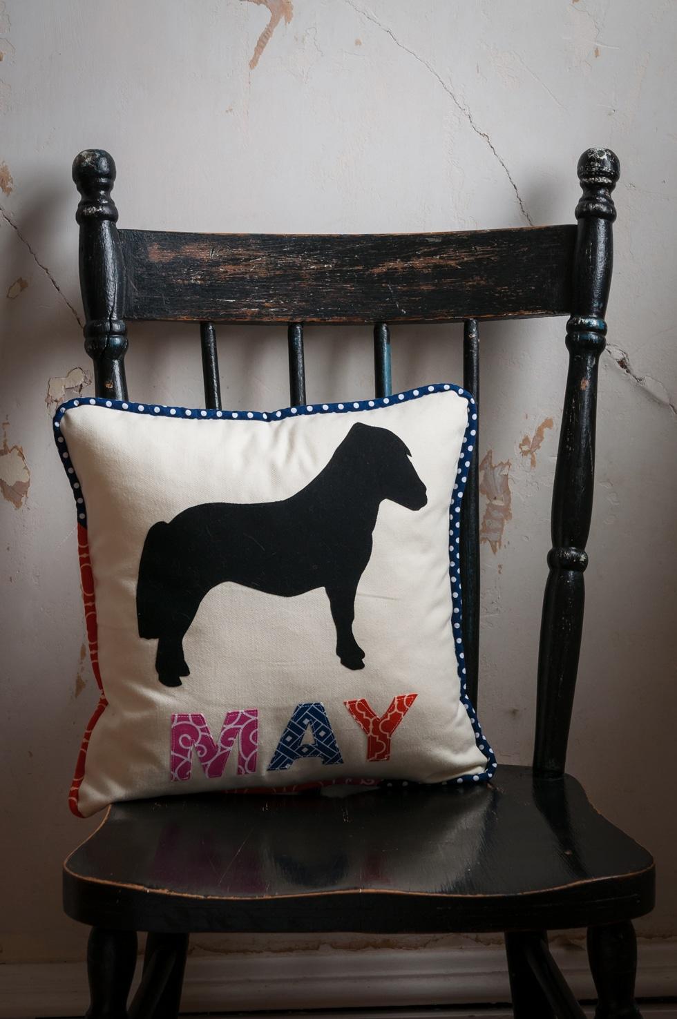 Ella's Cottage Pet Pillows