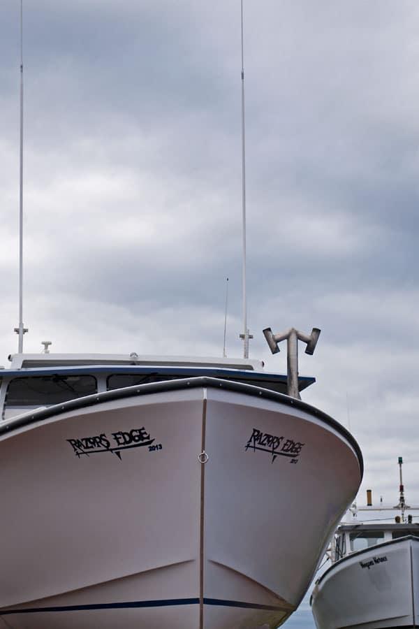 Tignish Fishing Boat