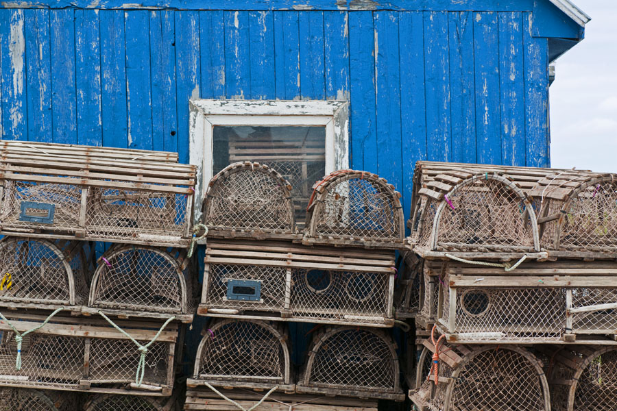 PEI Lobster Traps