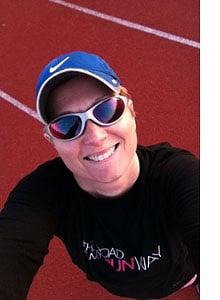 Heather Ogg - Marathon Blogger