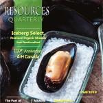 Resources Quarterly Magazine Cover