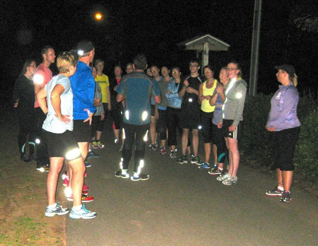 Night Speed Training with John Stanton