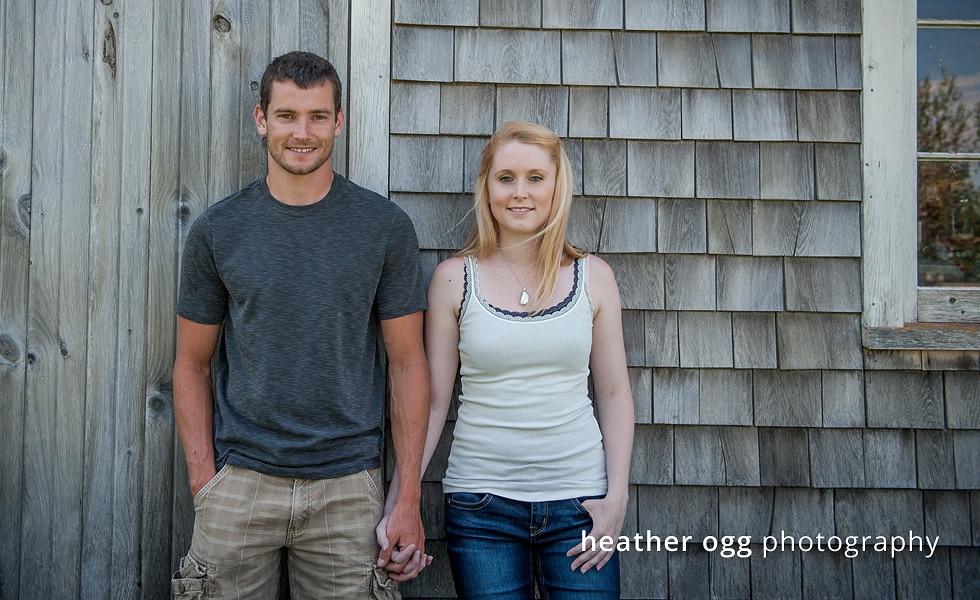 Stephanie & Shawn - PreWedding Shoot-14