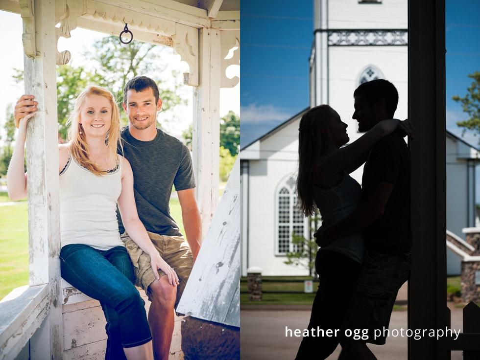 Stephanie & Shawn - PreWedding Shoot-3