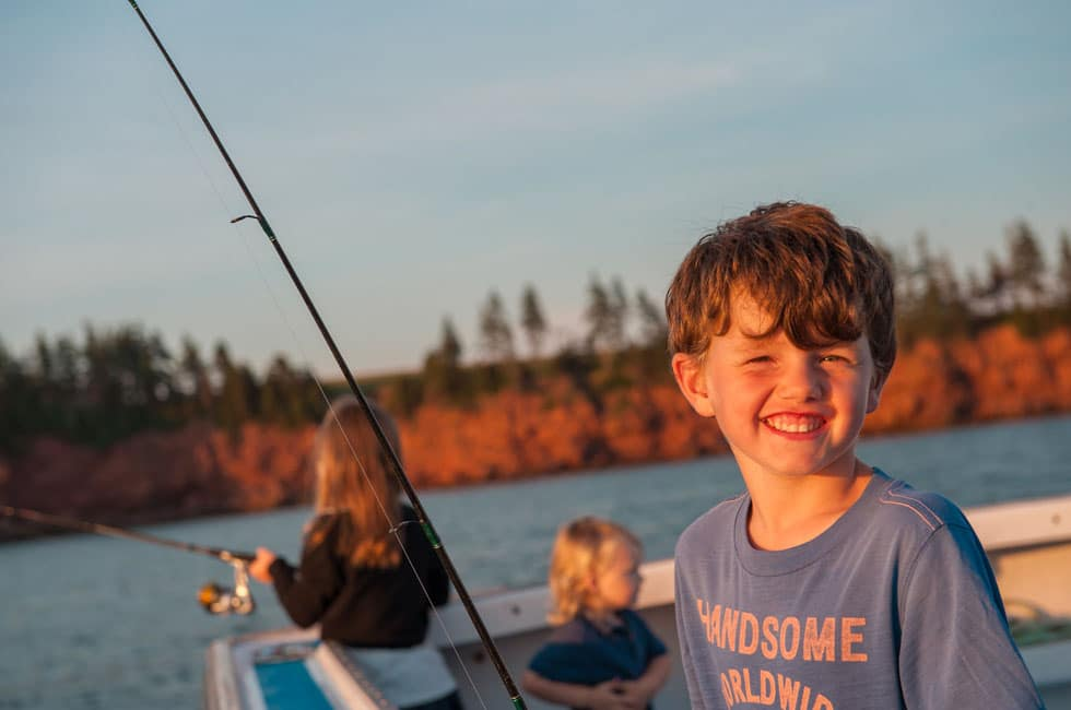 JJ Chaisson - The Fiddling Fisherman