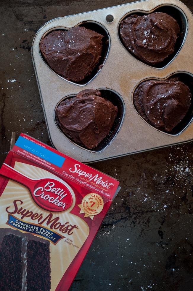 Betty Crocker Super Fudge Chocolate Cake