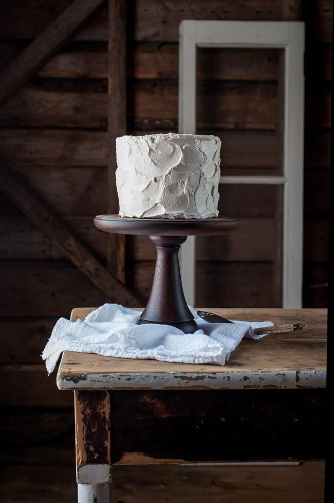 Cattails Woodwork Cake Platters