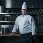 Chef Andrew Smith, Red Shores, Photographer Heather Ogg