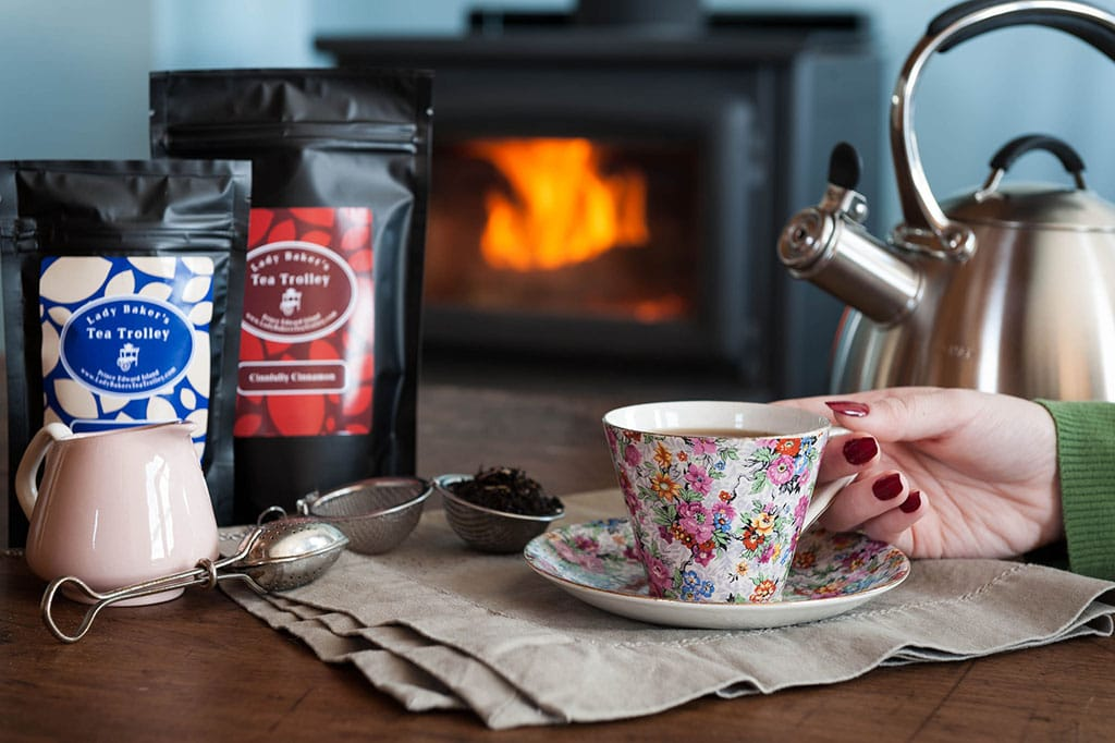 Lady Baker's Tea Trolley Winter Teas