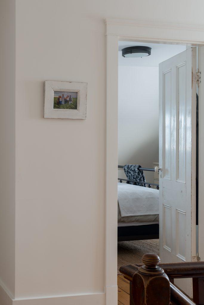 farmhouse master bedroom door