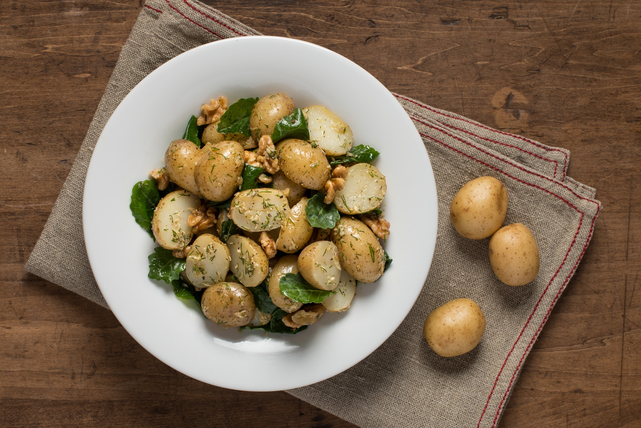 PEI Potatoes Recipe