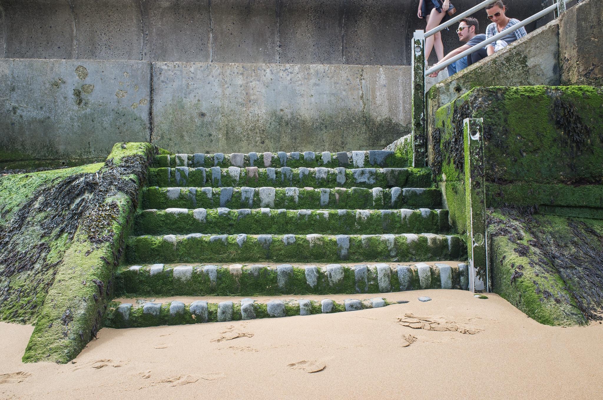 Broadstairs Seaside Steps