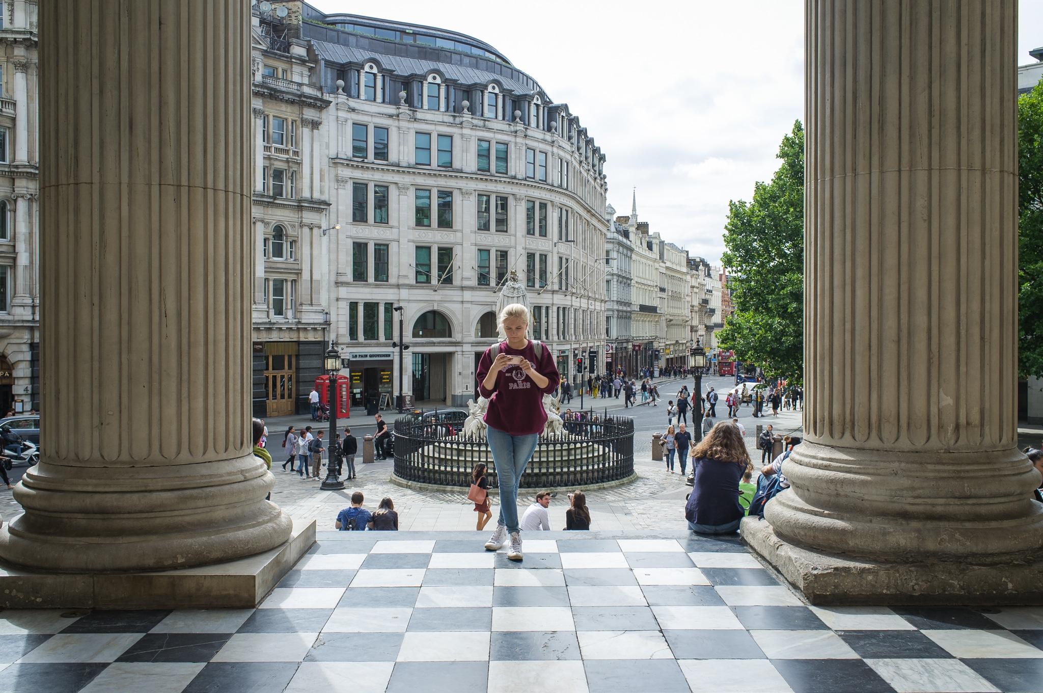 London Saint Paul's athedral