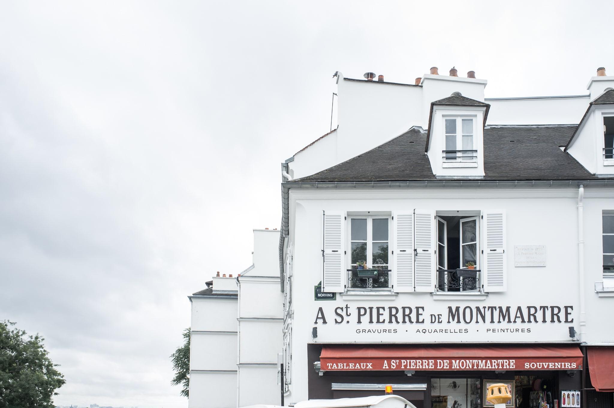 Ville de Montmartre
