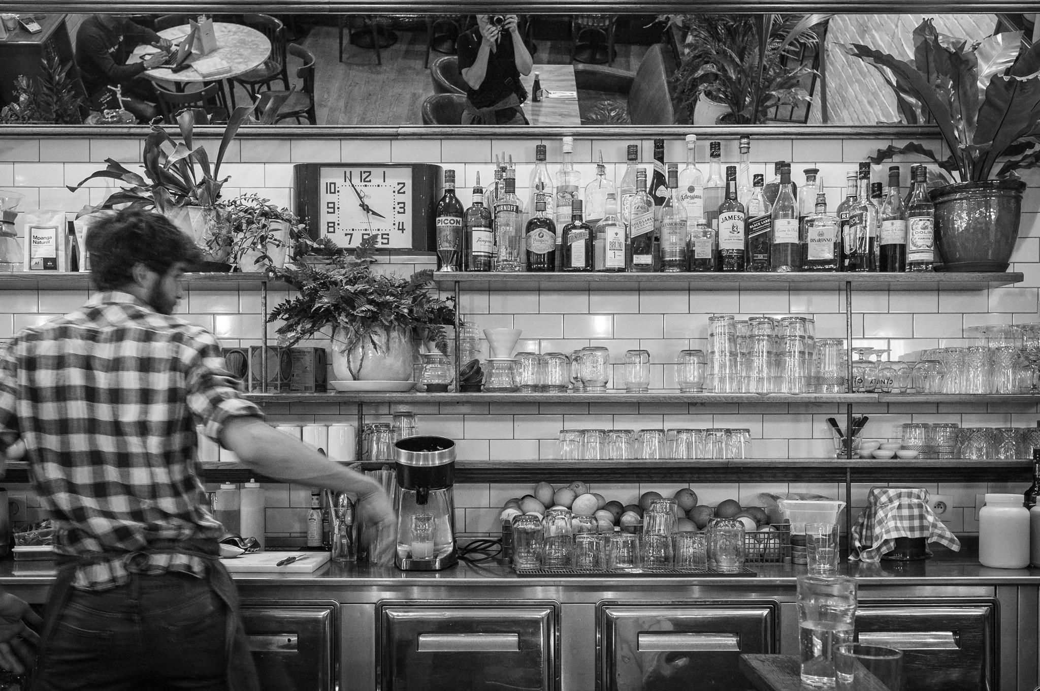 Café Loulou, Paris