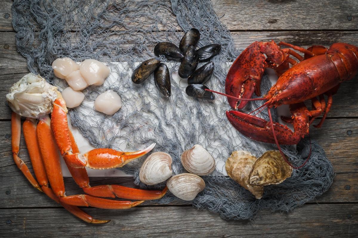 pei seafood