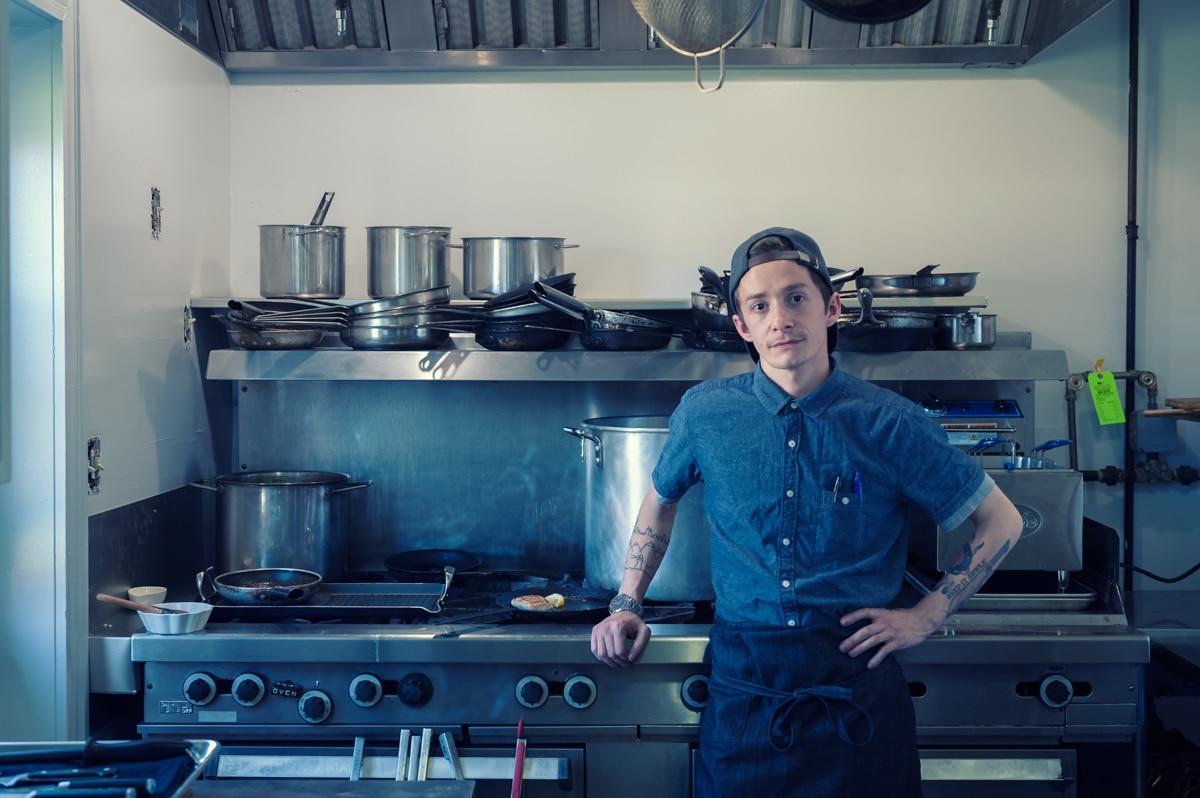 prince edward island chef cody adams
