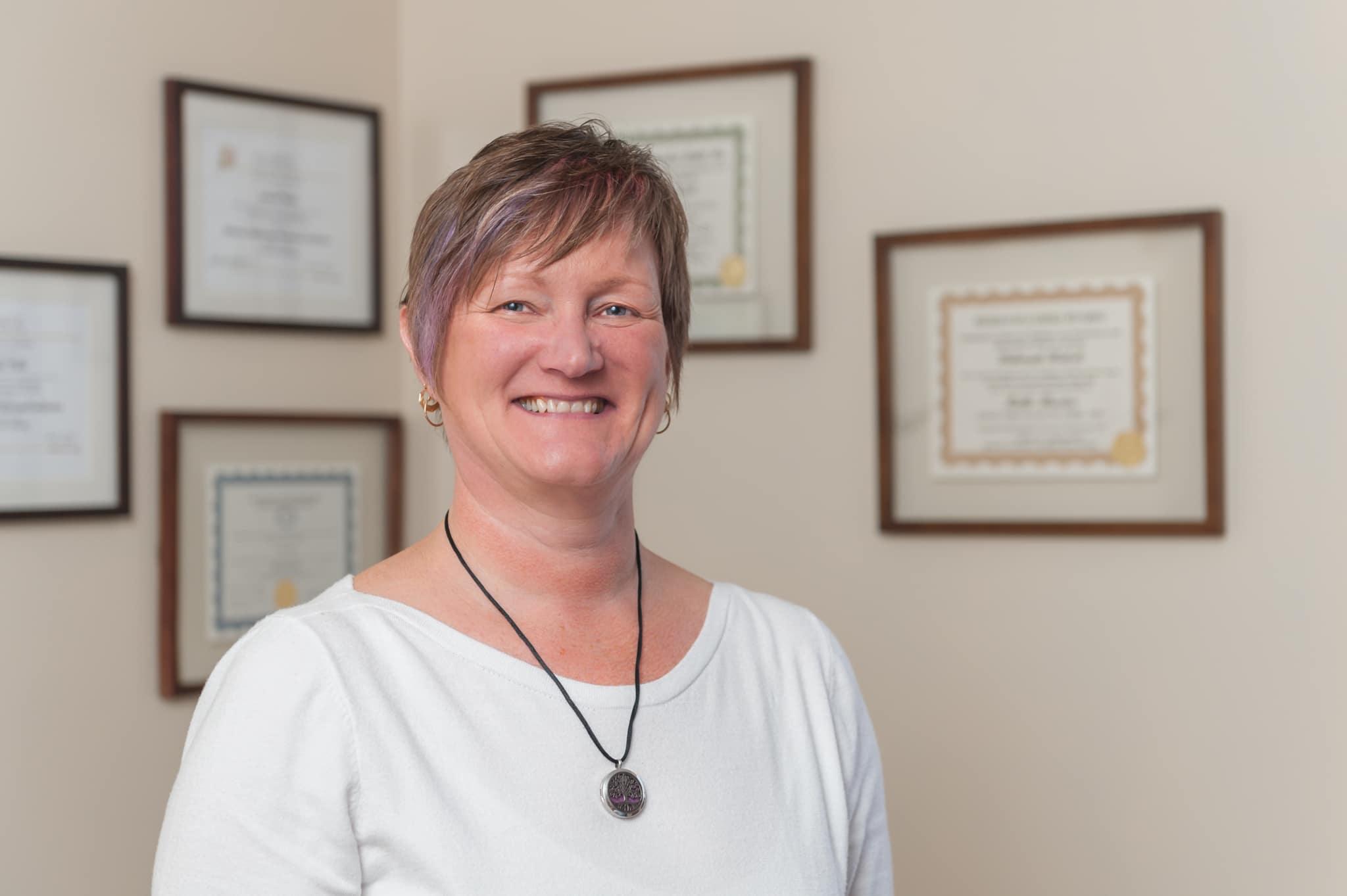 Deborah Walsh RRT, Registered Reflexology Therapist
