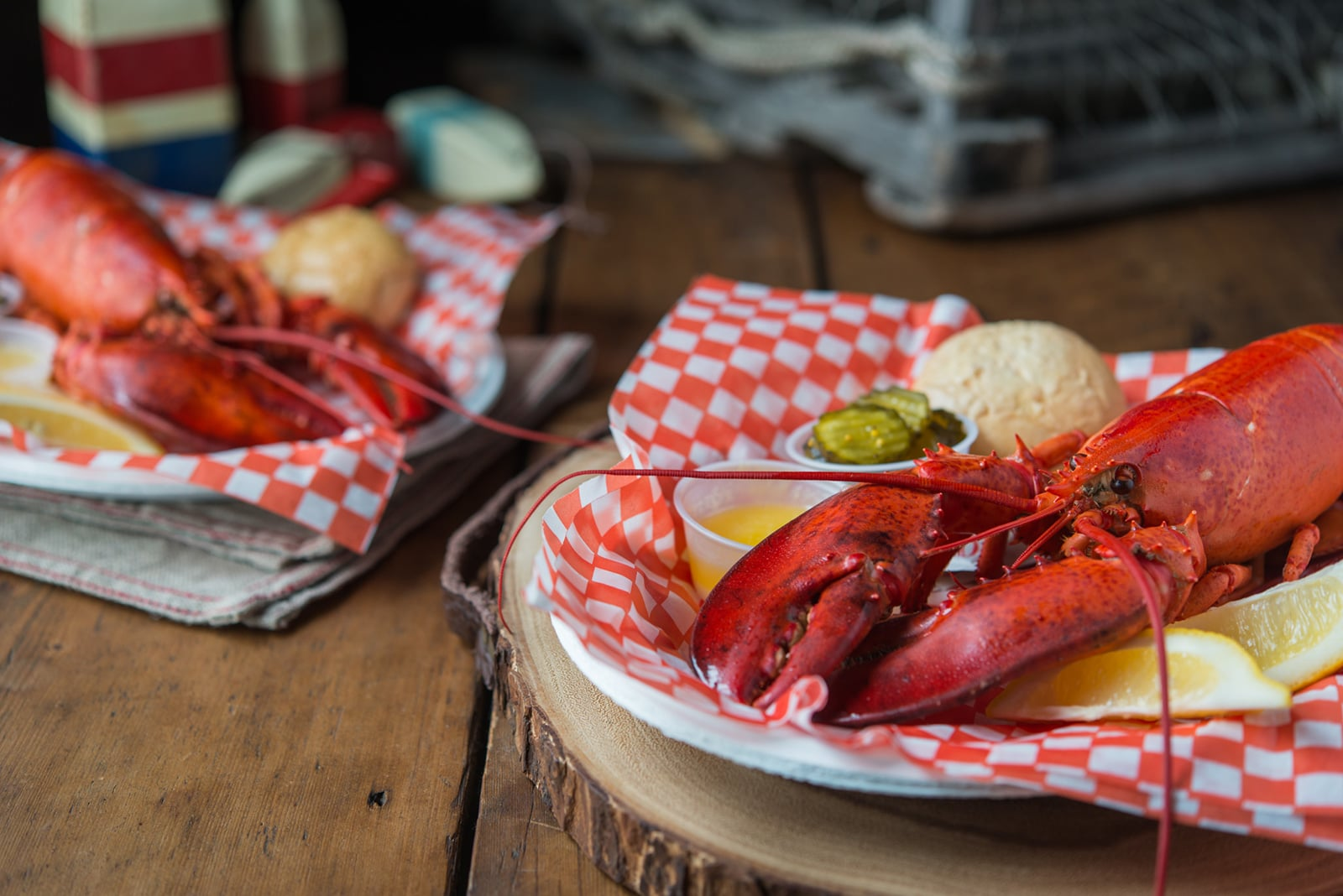 Colville Bay Oysters, The Lobster Shack