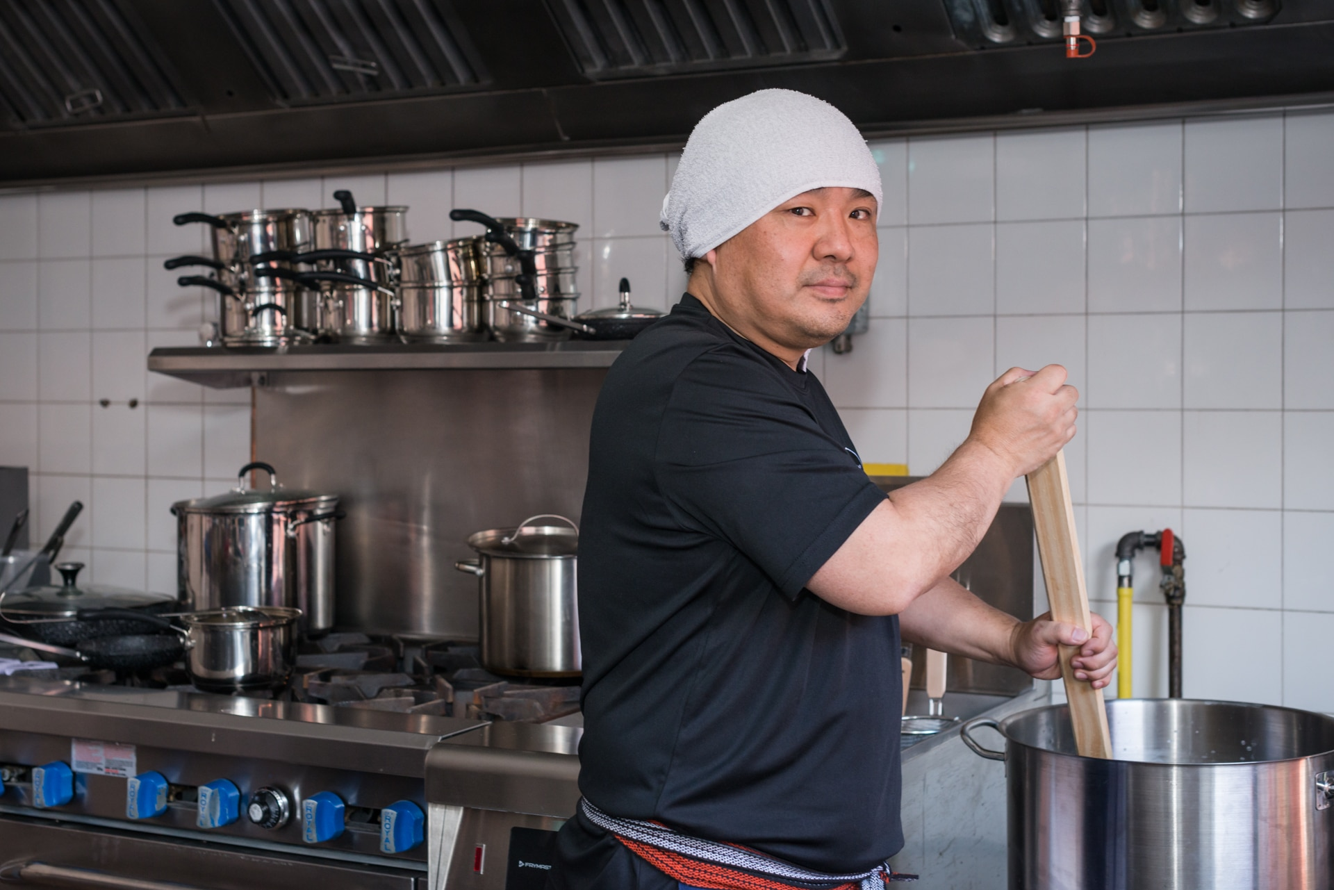 Chef Yoshihisa Takashima