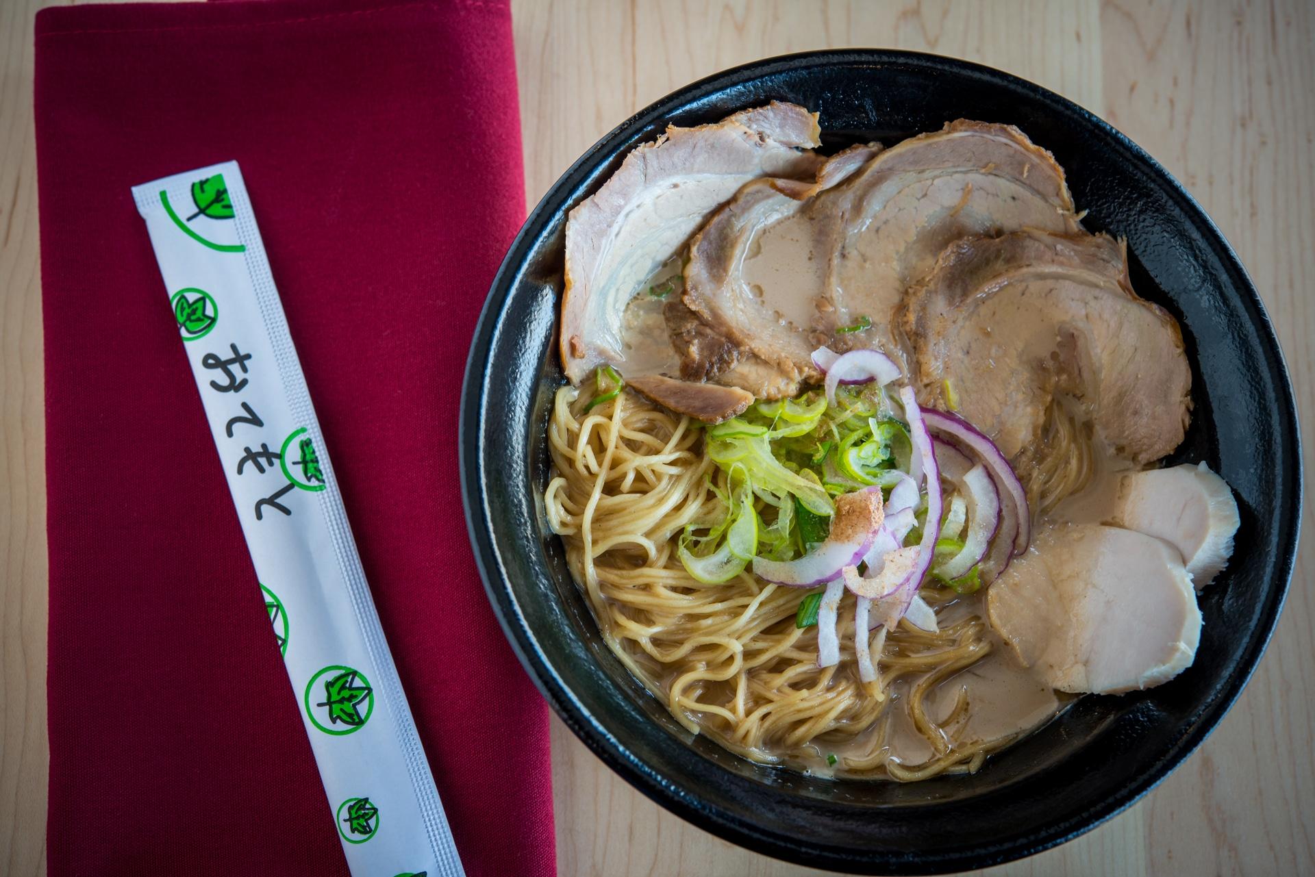 Hojo's Japanese Cuisine ramen