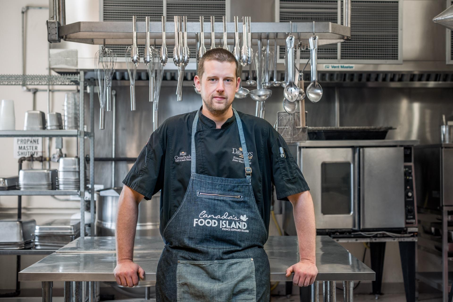 Chef Jesse MacDonald