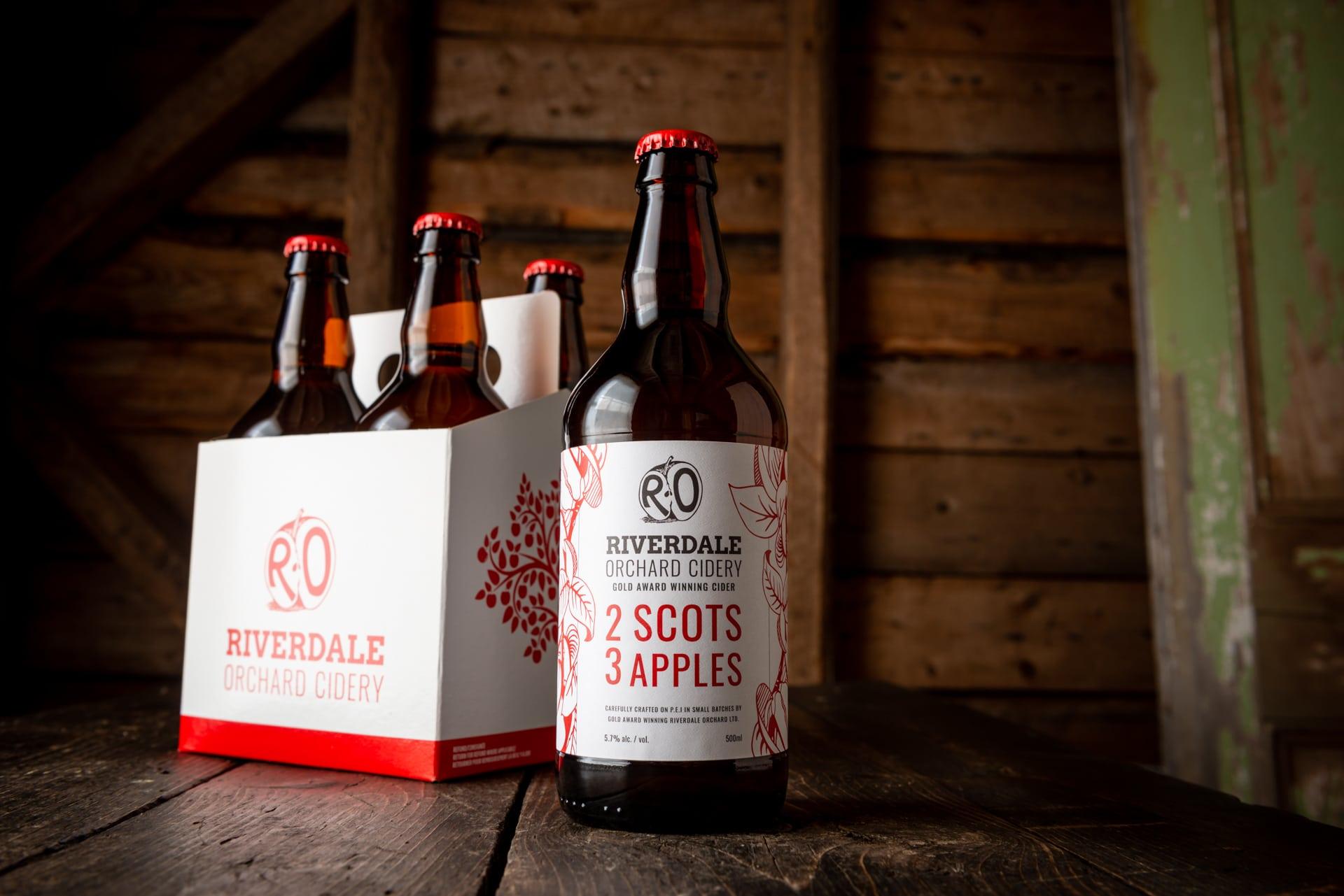 Riverdale Orchard Cider