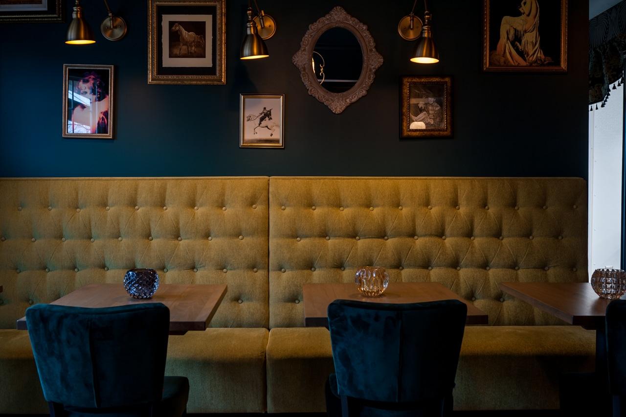 Slaymaker & Nichols dining room