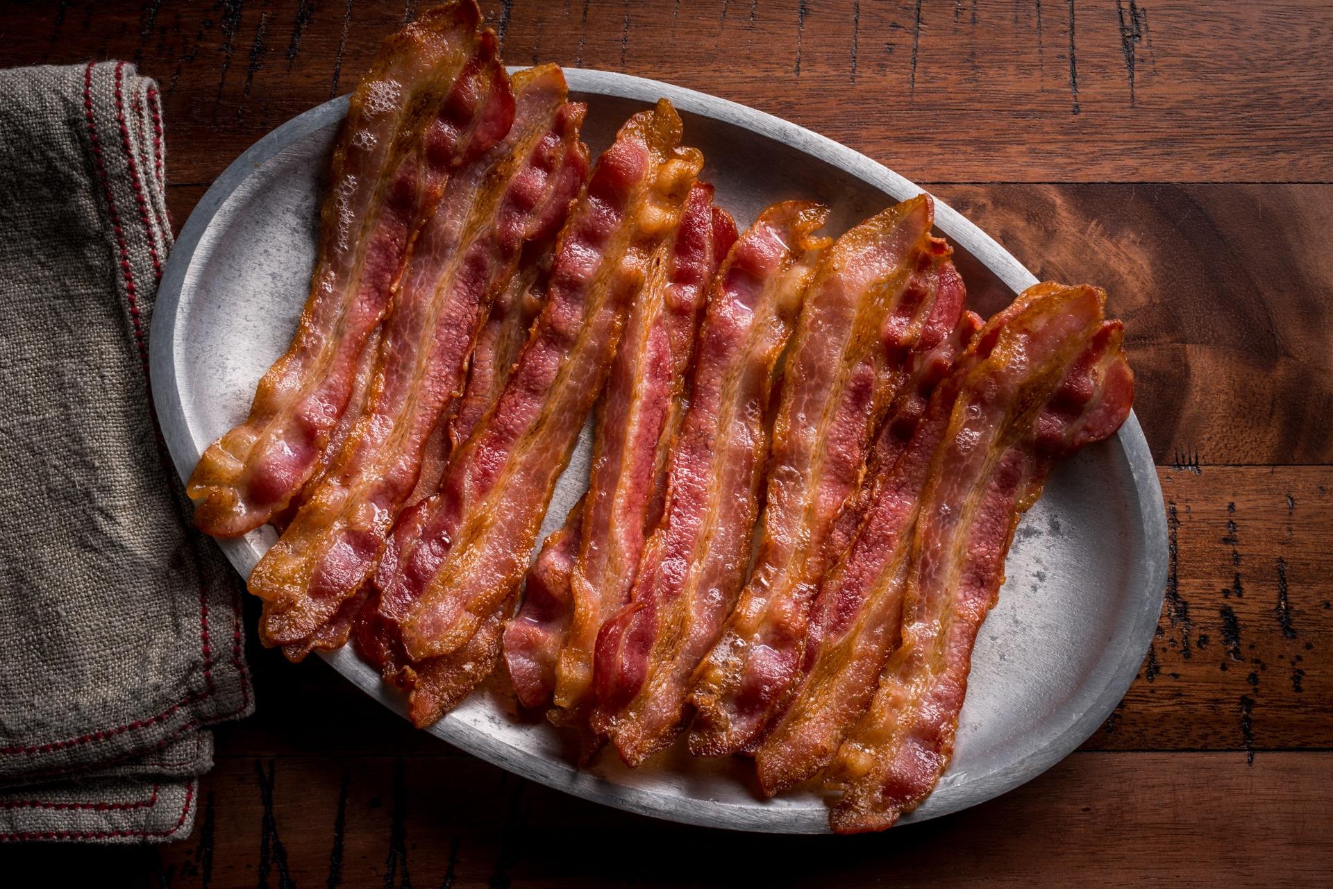 Tony's Meats bacon