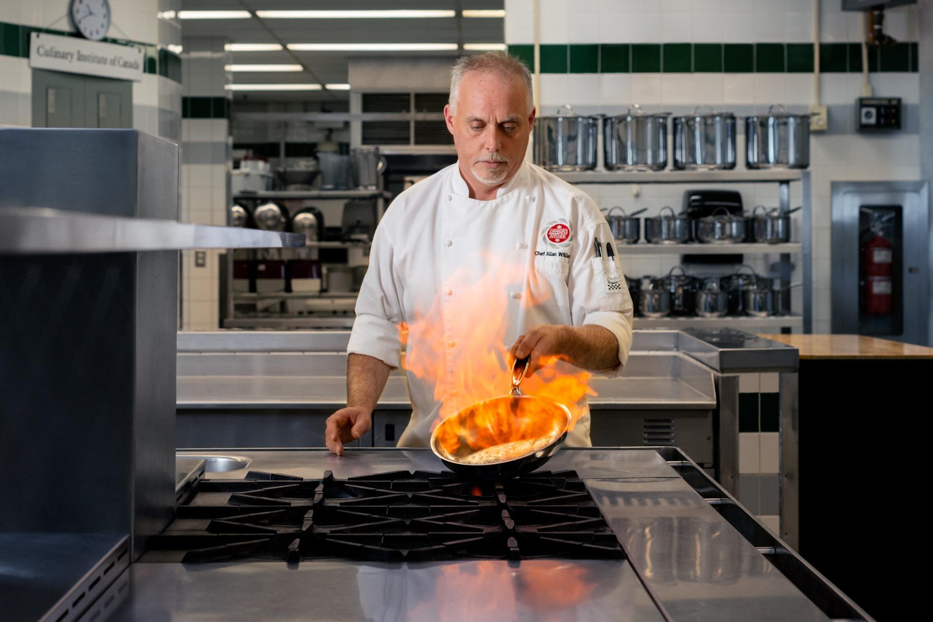 MEYER Chef Allan Williams