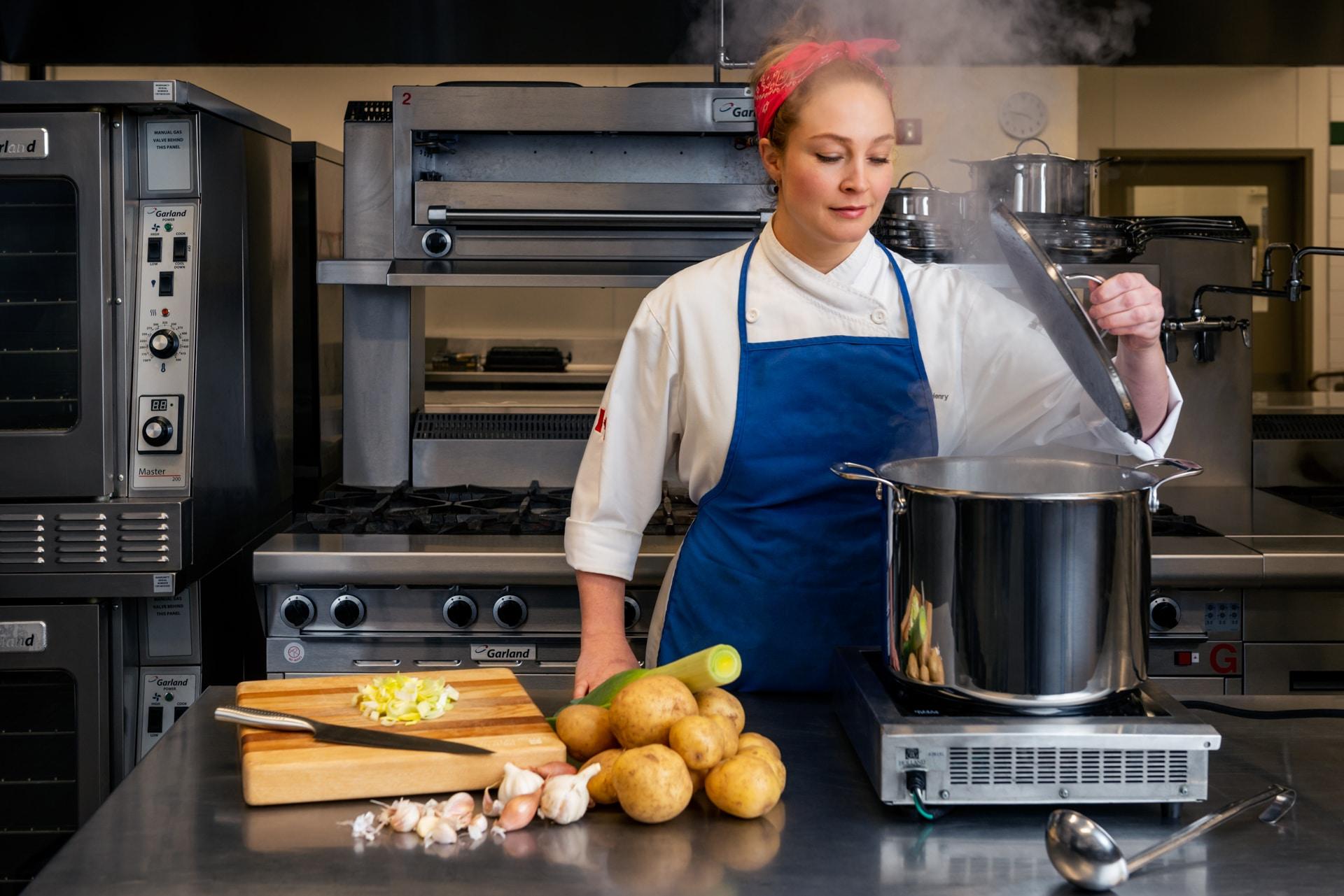 MEYER Chef Erin Henry