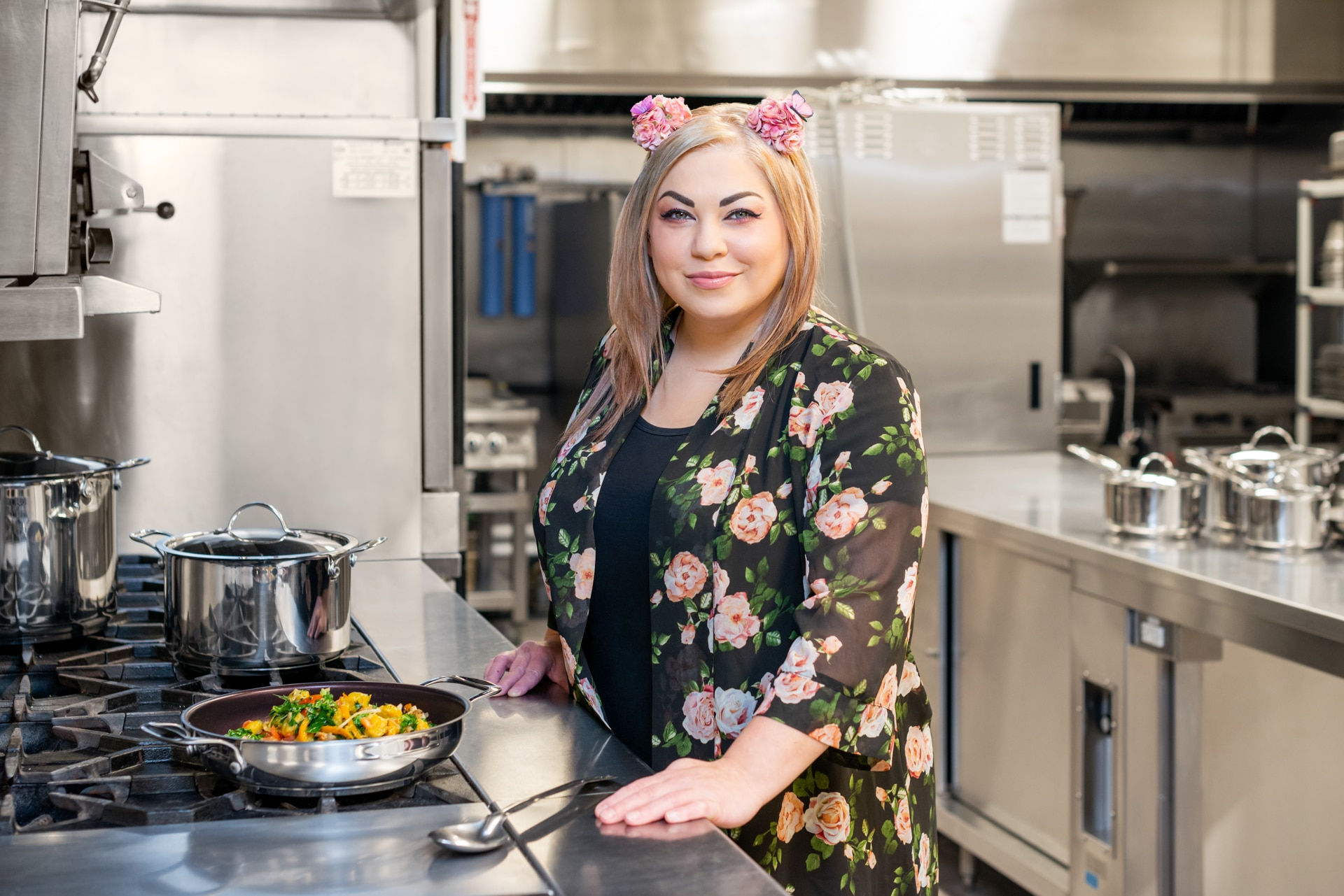 MEYER Chef Ilona Daniel