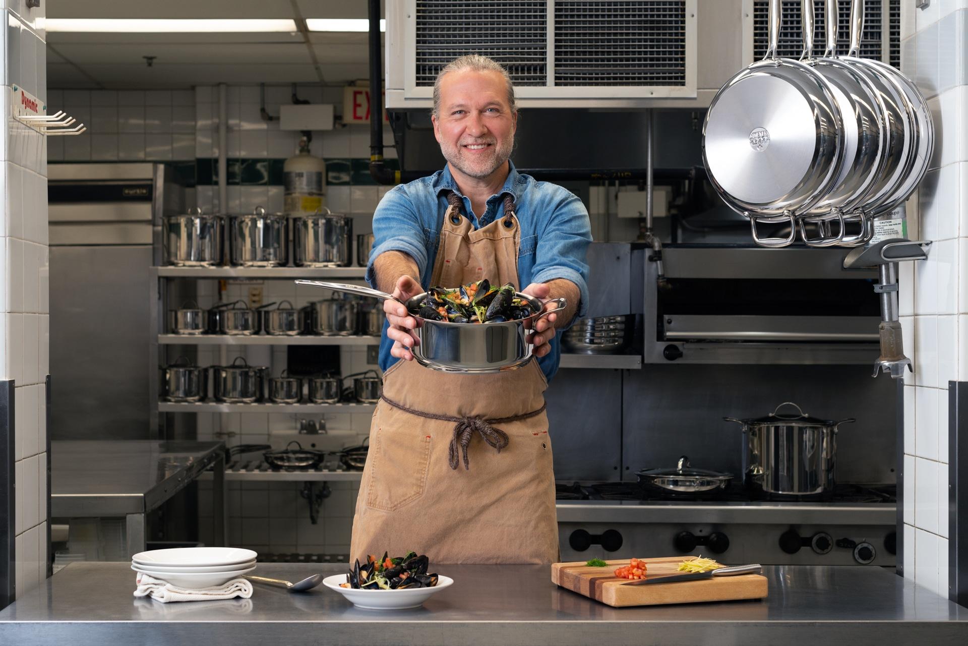 MEYER Chef Michael Smith